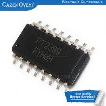 5 pçs/lote PT2399S PT2399 SOP-circuito de processamento de Áudio digital reverberação 16 chip novo original Em Estoque