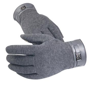 Zimowe rękawiczki damskie 2019 mężczyźni Thermal Touch Screen Full mitenki Warmer Motorcycle Ski Snow kaszmirowe rękawiczki rękawiczki tanie i dobre opinie MOONBIFFY Stałe DO NADGARSTKA Dla osób dorosłych CN (pochodzenie) Unisex COTTON moda GW1887