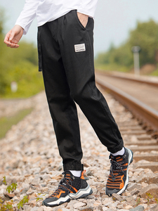 Image 3 - بايونير كامب الرجال السراويل البضائع التكتيكية حزام غير رسمي مستقيم العسكرية Sweatpants الكاكي الذكور بنطلون AXX903526T