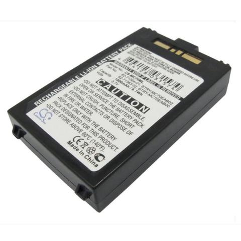 nova 1800 mah 666wh scanner bateria de