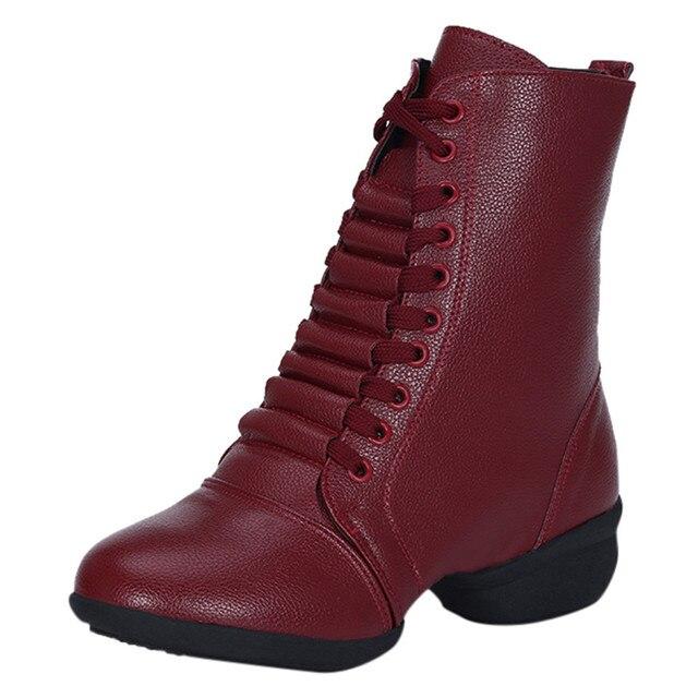 Biker Goth Boots 3