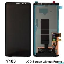 For Samsung Galaxy Note 8 N950FD N950U Burn-in Shadow Lcd Display Touch Screen Digitizer Assembly 6.3