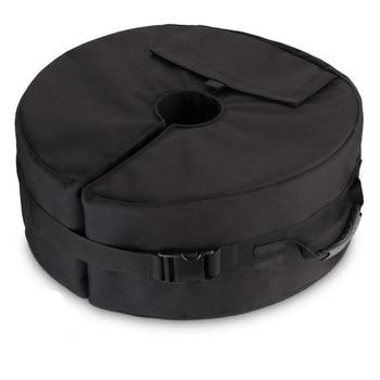 Weightlifting Fitness Sandbag Body Power Training Bag Empty Sport Bag Indoor Fitness Equipment Windproof Fixed Tent Sandbags