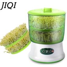 110v/220v brotos de feijão fabricante termostato verde vegetal mudas de crescimento balde automático broto elétrico broto germinador máquina