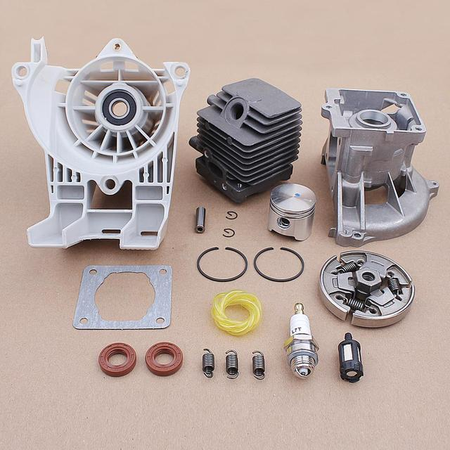 Cylindre Et Kit pour Stihl Débroussailleuse FS75 FS80 FS85 HS75 HS80-34 MM