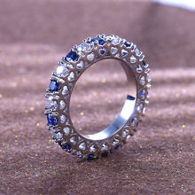 Женское Обручальное Кольцо ustar обручальное кольцо с синим