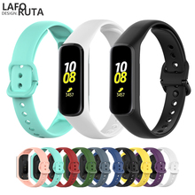 Laforuta Silicone Band for Galaxy Fit-e Strap Rubber Sport Wrist For Samsung R375 Loop Women Men Fitness Bracelet 2019