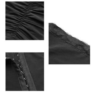 Image 5 - Moldeador de cuerpo de cintura alta para mujer ropa moldeadora de glúteos con Control de barriga, pantalones cortos, lencería Sexy sin costuras, adelgazante de talla grande