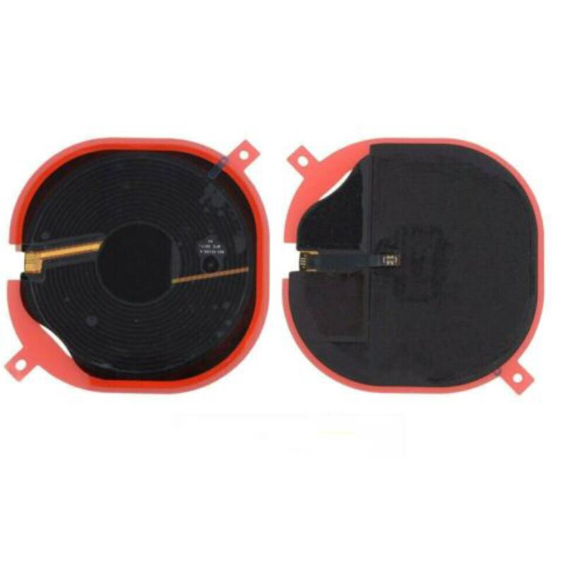 1pcs Wireless Charging Chip NFC Coil For IPhone 8G 8 Plus Charger Panel Sticker Flex Cable