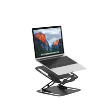 Luxury Aluminum Alloy Heightened Heat Dissipation Laptop Stand Suitable for Dell HP Lenovo Xiaomi Huawei Laptop Macbook Air Pro