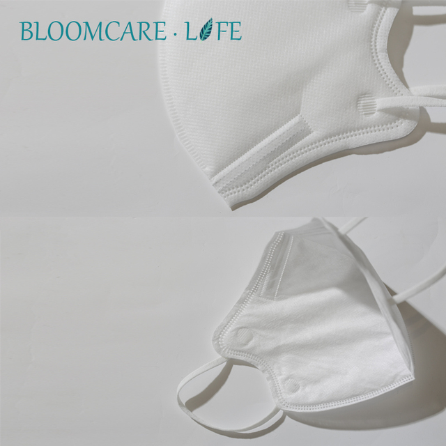 Ship in 24 Hours 【BloomCare】KN95 Mouth Mask Dust-proof Anti-Flu Breathable Comfortable Face Mask 4