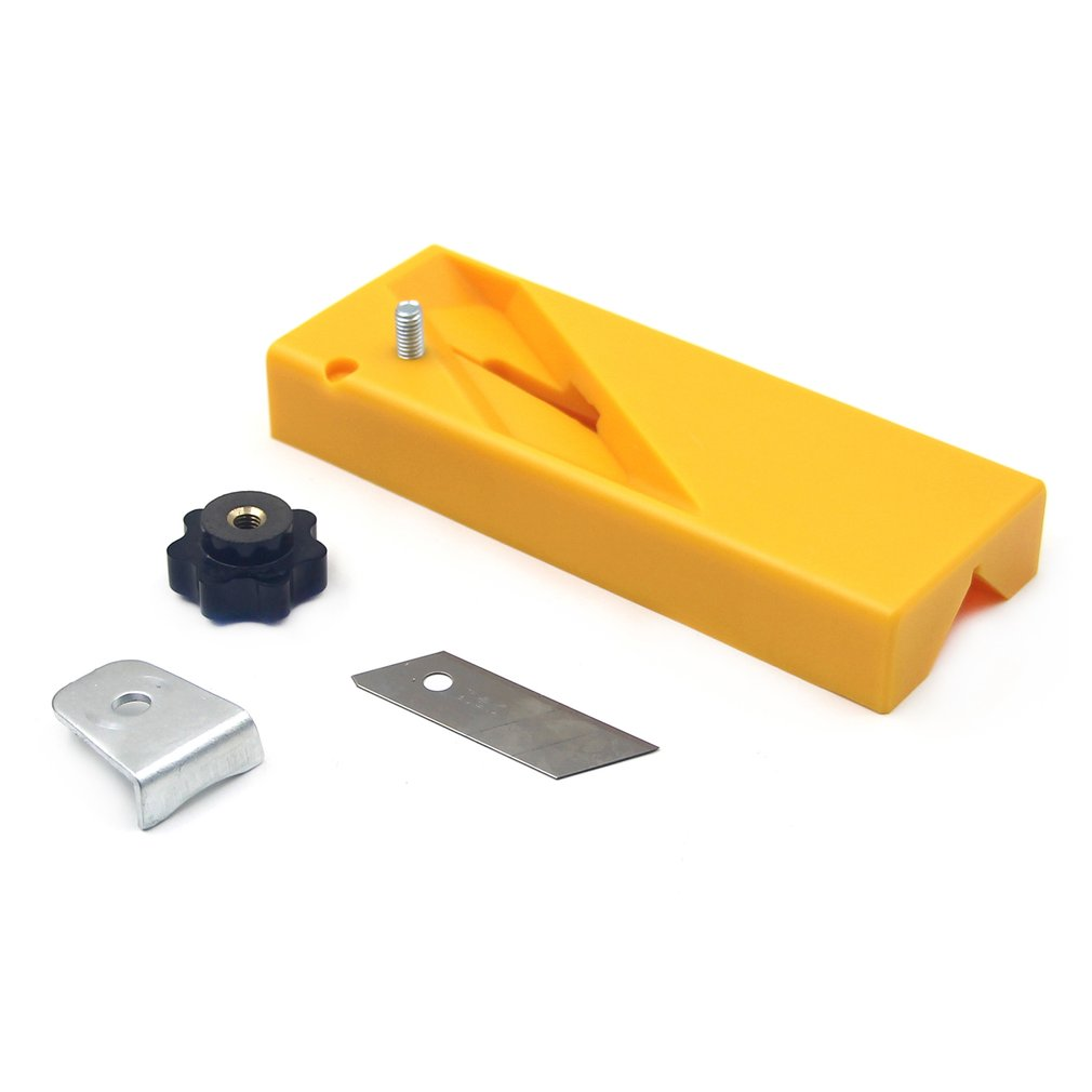 Woodworking Gypsum Board Planer Tool Flat Square Plane Drywall Edge Chamfer Hand Saw Box Hand Plasterboard Cutter