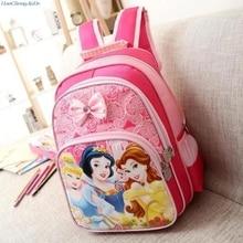 Cute Girls School Bags Kids Backpack Shoulder Bag