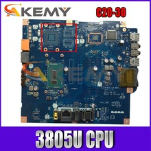 Akemy para C20-30 cpu 3805u placa-mãe apto para lenovo aiai0 LA-B691P c2030 tudo-em-um placa-mãe