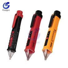 Détecteur de tension ca sans contact VD802, 12V-1000v, testeur, stylo vapoteur électrique indicateur LED