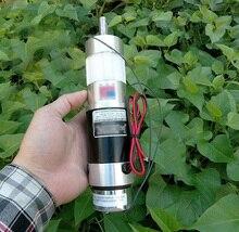 цены DC24V high efficiency 1:50 planetary gear motor with brake