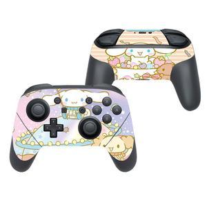 Image 4 - Autocollant de peau de décalcomanie de chien de laurier de cannelle pour des autocollants de peaux de commutateur de Nintendo