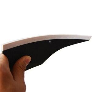 Image 2 - FOSHIO escobilla de goma Conqueror, 5 uds., herramienta de tintado de coche, raspador de ventana de envoltura de vinilo, limpiador de agua para nieve, accesorios de lavado de coche