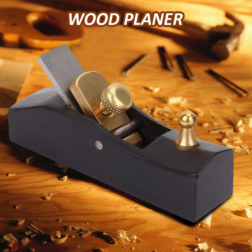 Woodworking Planer Hand Tool Flat Plane Bottom Edge Carpenter Gift Woodcraft Electric Wood Plans DIY Tools For Joinery Case