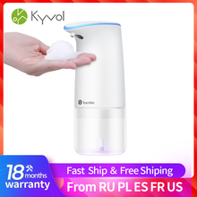 Liquid-Soap-Dispenser KYVOL Teamme Kitchen Automatic Bathroom 450ML Touchless Hand-Free