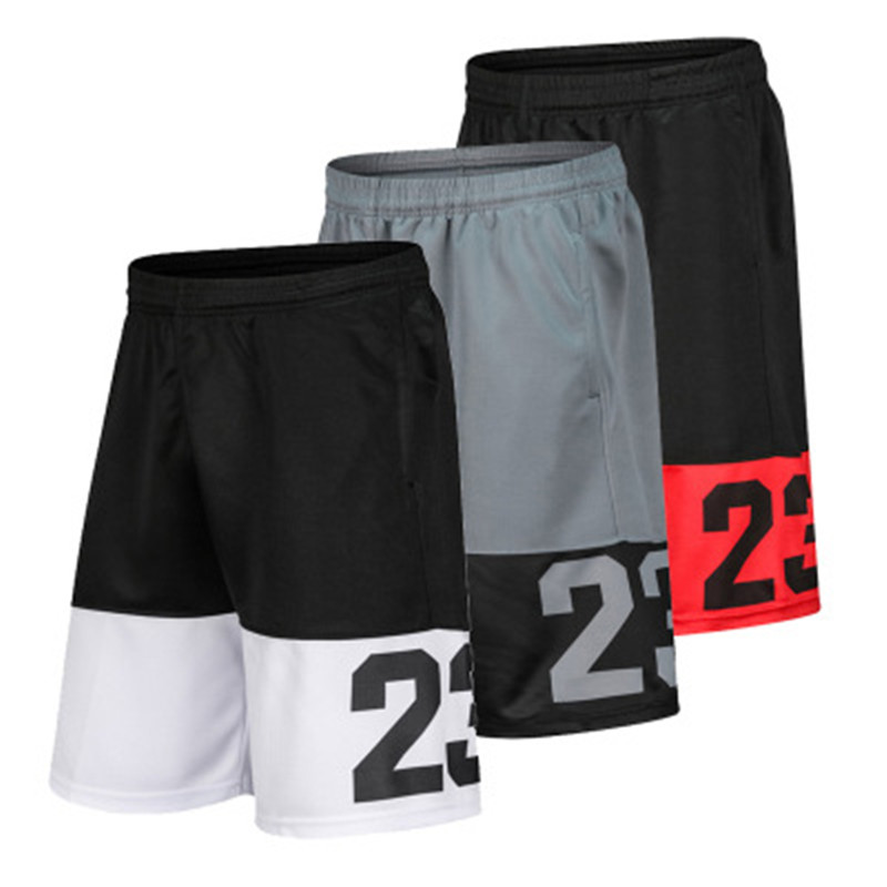 Mens Basketball Sport Gym QUICK-DRY Workout Board Shorts + Tights For Male Soccer Exercise Hiking Running Fitness Yoga