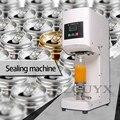 Коммерческая Машина Для Запечатывания Банок из нержавеющей стали  упаковочная машина для хранения напитков  интеллектуальная автоматичес...