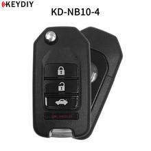 5 قطعة ، KEYDIY KD900/KD X2 مفتاح مبرمج NB10 3/4 العالمي متعدد الوظائف KD جهاز تحكم عن بعد صغير مناسب لجميع B وسلسلة NB