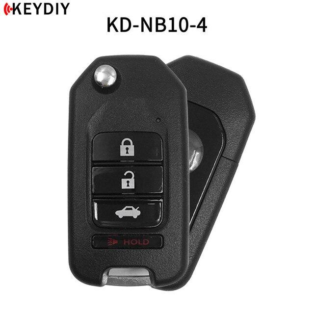 5 pcs, KEYDIY KD900/KD X2 מפתח מתכנת NB10 3/4 אוניברסלי רב תפקודי KD מיני מרחוק מתאים לכל B וnb סדרה