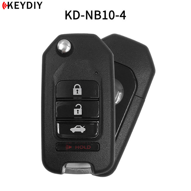5pcs,KEYDIY KD900/KD X2 Key Programmer NB10 3/4 Universal Multi functional KD MINI Remote Suitable For All B And NB Series