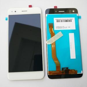 Image 3 - 2017 nouveau 100% test noir/blanc 5.0 pouces pour Huawei P9 lite mini écran LCD écran tactile numériseur assemblée sans/avec cadre