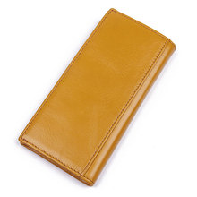 JMD Real Leather RFID Blocking Wallet Mens ID Card Holder Credit Case R-8122Q