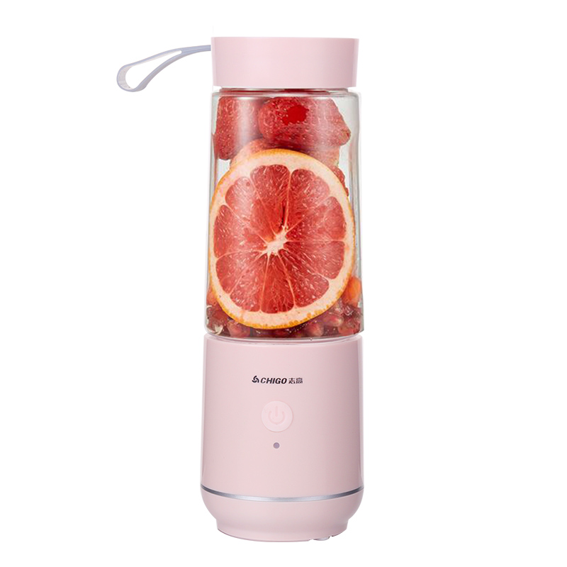 Portable Usb Electric Fruit Juicer Extractor Small Wireless Automatic Multipurpose Blender Rechargable Mini Juice Cup Cut Mixer