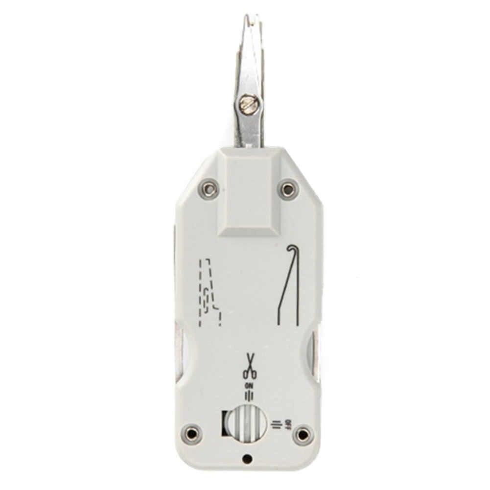 أسفل عدة اتصالات الهاتف سلك المهنية ABS غير سامة الصلبة أداة كابل لكمة Krone Lsa زائد الشبكة المنزلية الكلاسيكية RJ11 RJ45