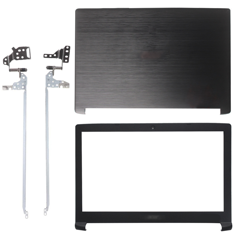 NEW For Acer Aspire 5 A515-51 A515-51G Laptop LCD Back Cover/LCD Front Bezel/Hinges L&R AM28Z000100 AM28Z000200