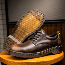 Shoes Doc Boots Motorcycle Martins Brown Men Classic Winter Fashion Dr. New Warm Unisex