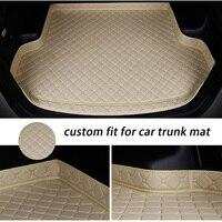 Custom car trunk mat for MAZDA all modle Mazda 3 CX3 CX4 CX5 CX7 CX9 MX 5 Mazda 6 car accessories styling