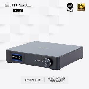 Image 1 - SMSL M400 AUDIO DAC Bluetooth5.0 supporto decodifica MQA decodificatore UAT 24bit/192kHz completamente bilanciato AK4499 DSD512 PCM 768kHz/32bit