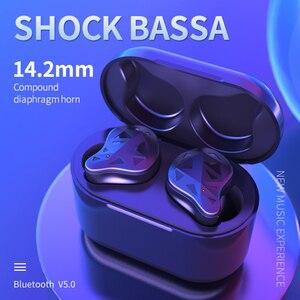 Image 2 - Eardeco verdadeiro tws esporte earbud fones de ouvido sem fio bluetooth fone de ouvido sem fio handsfree toque