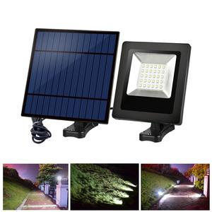 Ousam LED Solar Light With Pan