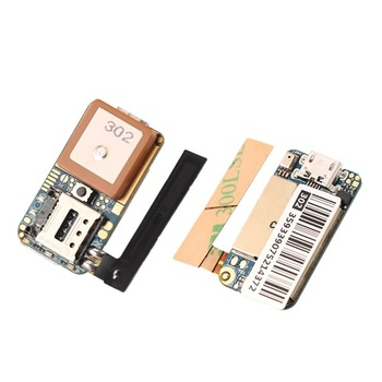 Geo-cerca ZX302 Ultra Mini GSM localizador GPS posición de seguimiento en tiempo Real