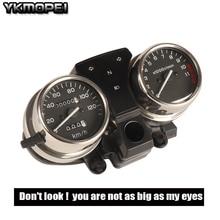 Motorcycle Tachometer Yamaha Ybr Instrument Speedometer-Meter-Gauge Clock for 125-2005-2009