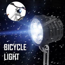 Bike Bicycle Light USB LED Fold Rechargeable Set Mountain Cycle Front Headlight Lamp Flashlight Bike Accessories Drop Shipping