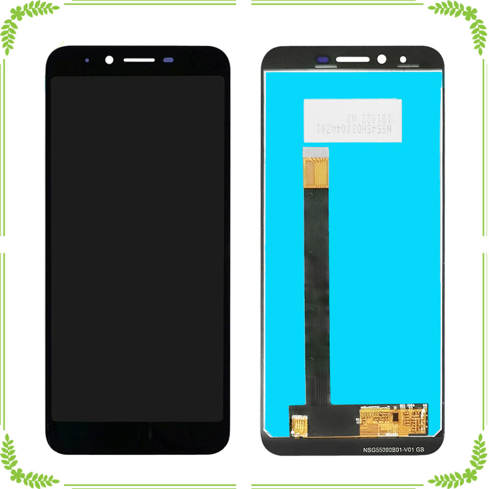 """5.5"""" For HOMTOM S99 LCD Display+Touch Screen Digitizer Assembly 100% Tested LCD+Touch Digitizer for S99(China)"""