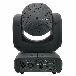 Image 4 - שישה דבורה עין לייזר מופע אור 6X10W RGBW 4IN1 Beam הזזת ראש אורות Dj לייזר ריקוד מקרן עבור דיסקו אור מוסיקה מסיבת אורות