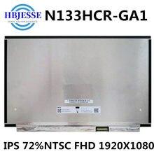 Оригинальная Диагональ экрана 13,3 дюйма, матричная панель, точная модель телефона, IPS 72% NTSC FHD 1920x1080, 30 контактов