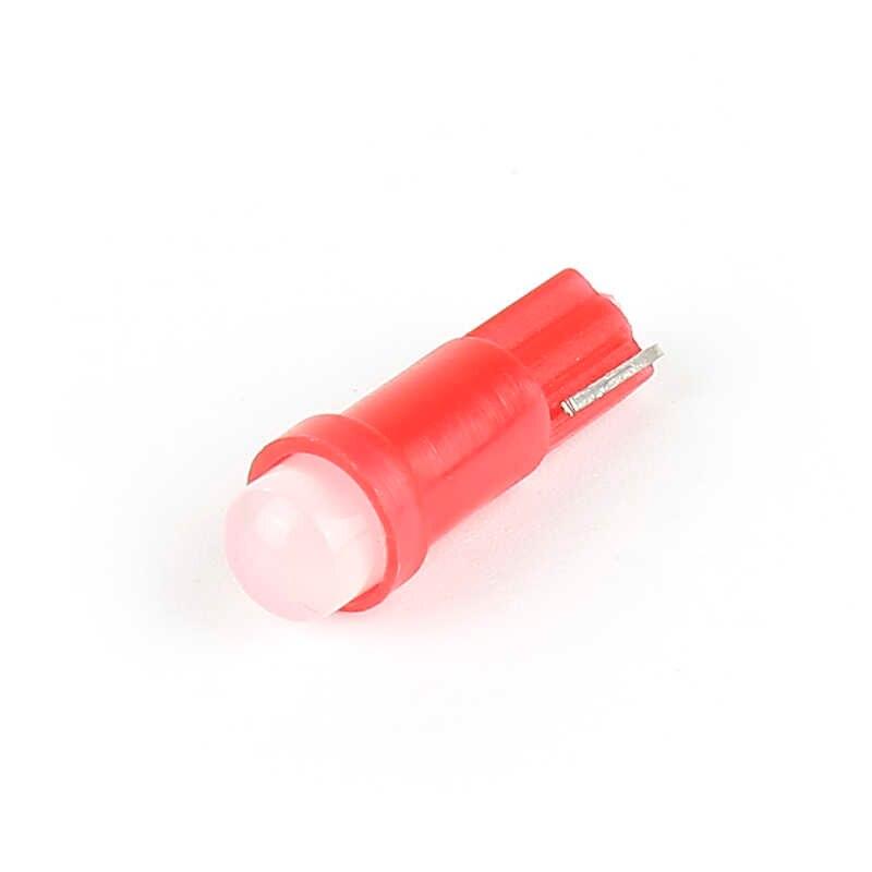 10PC T5 COB 12V cale led Instrument tableau de bord lampe voiture lumière led lampes tableau de bord indicateur panneau lumineux ampoules accessoires de voiture