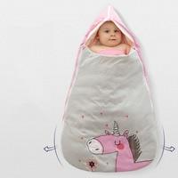 Hot Sale Baby Sleeping Bag Anti kick Warm Sleeping Bag Spring and Winter Newborn Envelope Baby Sleeping Bag Children Bedding
