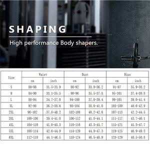 Image 5 - Moldeadores de cuerpo para hombre, Control de forma de cuerpo, corsé Delgado, modelador corporal, faja, Control del vientre, adelgazante