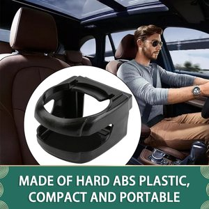 Auto Car Air Vent Bottle Can Coffee Drinking Cup Holder Bracket Mount Tray Multifunctional Car Cup Holder Interior Organizer