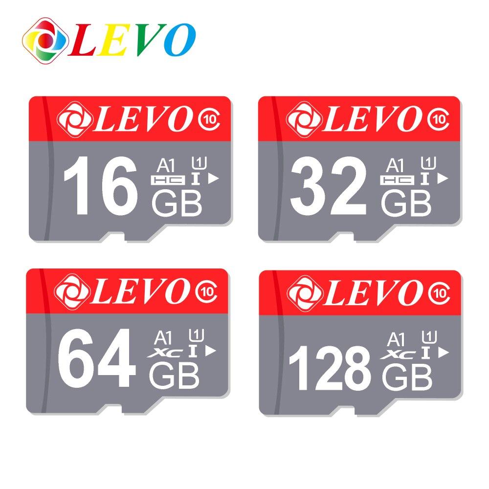 Thẻ Nhớ MicroSD 16GB 32GB 64GB 128GB Micro SD Card Class 10 Thẻ TF Mini 8GB thẻ Micro SD Flash USB Pendrive title=